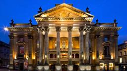 Hoteles en Newcastle-upon-Tyne cerca de Theatre Royal